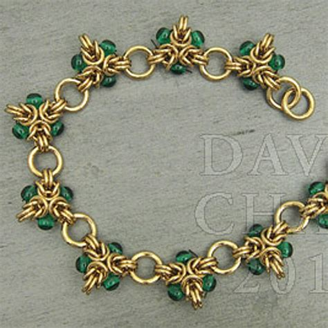 how to make chainmaille jewelry tutorials david plumlee tutorials
