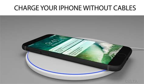 iphone 7 pro rendered by techdesigns the real novelty is the wireless charger concept
