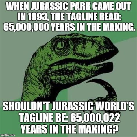 Ponder Meme - ponder jurassic park know your meme