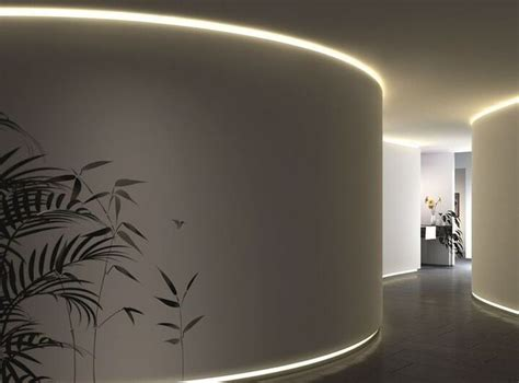 stuckleisten beleuchtet malerische wohnideen stuckleisten lichtleisten