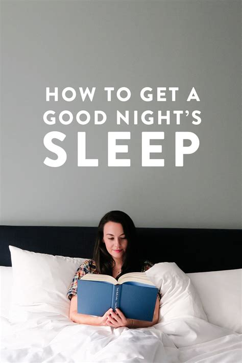 For A Nights Sleep by Tips And Tricks For Getting A S Sleep And