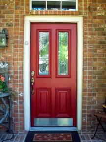 my heart with pleasure fills black door red door