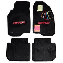 Pontiac Grand Prix Floor Mats Pontiac Grand Prix Gtp Floor Mats Custom Made