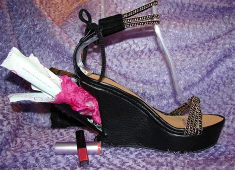 7 Amazing Heels That I Could Never Walk In by The Best Shoes Since Get Smart Neatorama