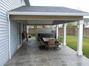 Backyard Covered Patios » Ideas Home Design