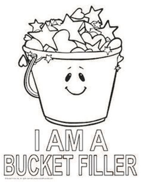 fill your bucket coloring pages coloring pages