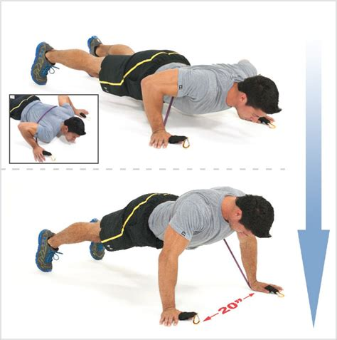 push up resistor better push up s with resistance bands by bodylastics