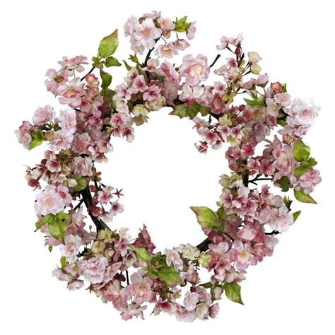 spring wreath how to decorate with a spring wreath