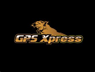 xpress design logo gps xpress logo design 48hourslogo com