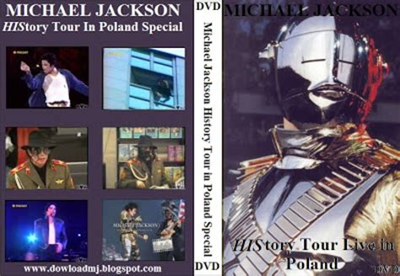 Michael Jackson In The Closet Instrumental by Michael Jackson History World Tour