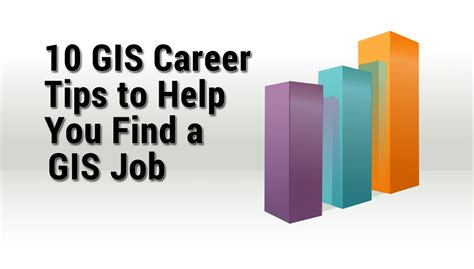 Who Help Find 10 Gis Career Tips To Help Find A Gis Gis Geography