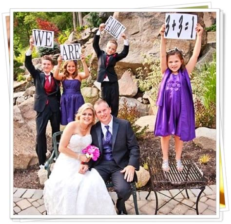Wedding Vows For Blended Families by Pics For Gt Blended Family Wedding Ceremony