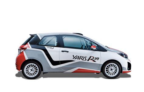 toyota world rally car undergoes gravel test speedcafe
