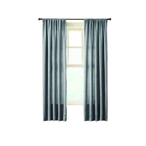 home decorators curtains home decorators collection indigo floral cottage tab top