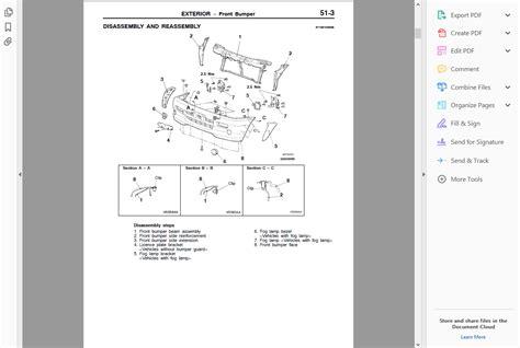 Official Workshop Service Repair Manual Mitsubishi