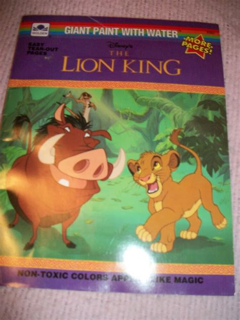 paint with water coloring book vintage golden books paint with water coloring book