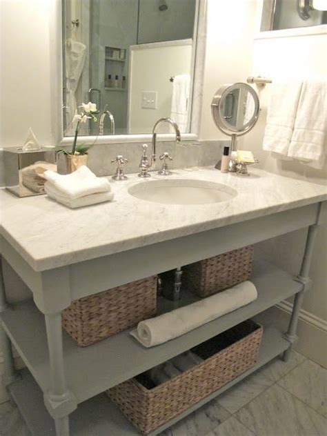 best 25 open bathroom vanity ideas on