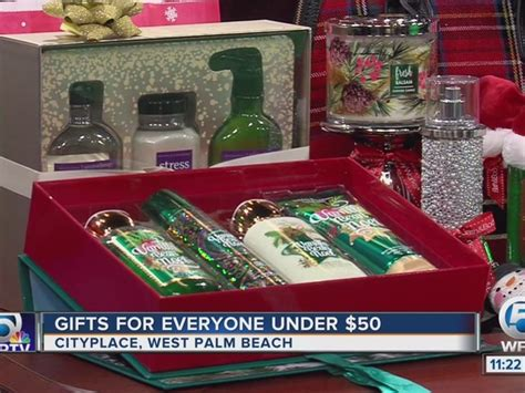 christmas gifts under 50 wptv com