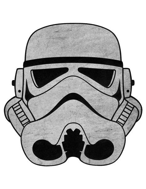Stormtrooper Template stormtrooper template stormtrooper mask wars