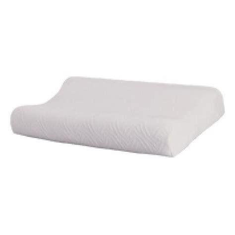 dual contour pillow