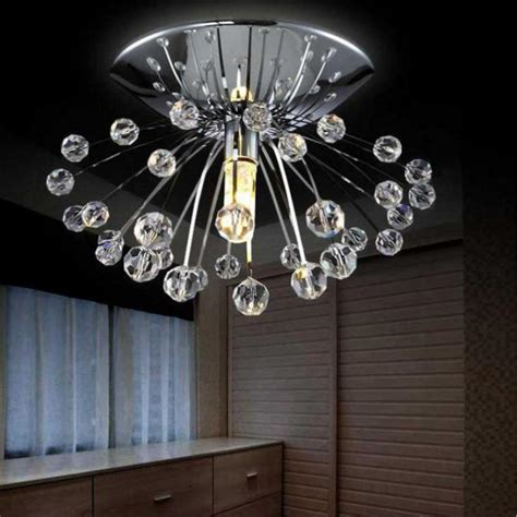 kristall leuchte aliexpress buy modern aisle chandelier for living