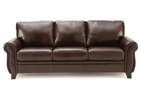 arte leather sectional