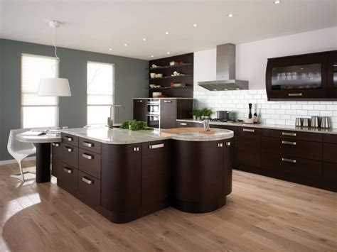 contemporary kitchen design  decorations pictures