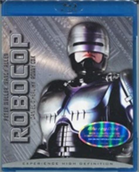 Dvd Robocop Poly 5 1disc by Robocop Remastered Director S Cut