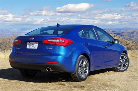 How Much Is A Kia Forte 2014 2014 Kia Forte Drive Photo Gallery Autoblog