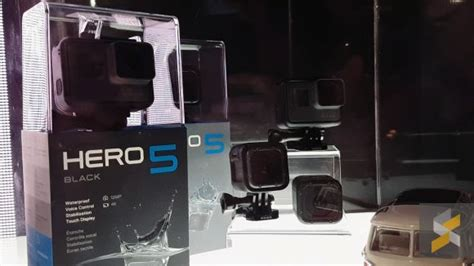 Gopro 5 Malaysia we take a look at the brand new gopro hero5 and