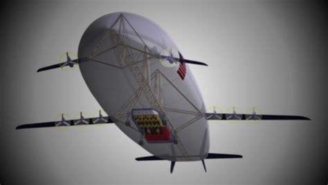 airships green air cargo low tech magazine