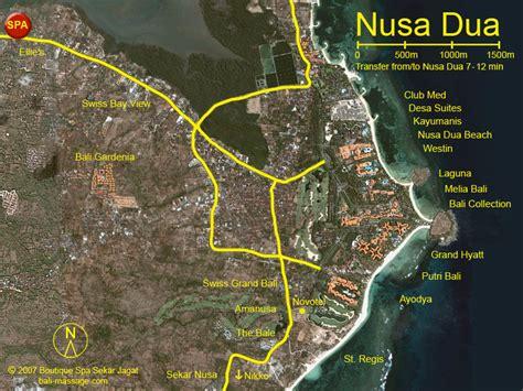 peninsula resort bali map mulia hotel nusa dua forum tripadvisor