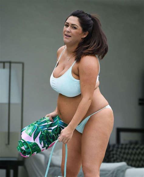 casey batchelor  bikini  holiday  spain