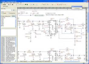 free drafting software schematic software