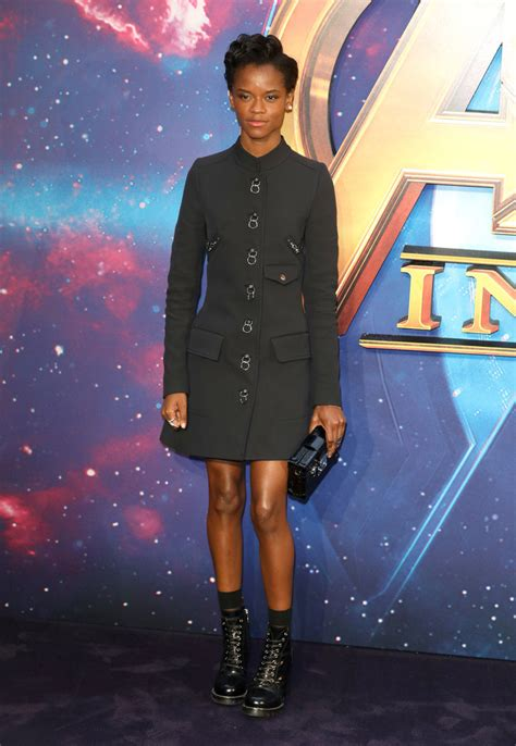 letitia wright fansite letitia wright is simply perfect at the quot avengers infinity