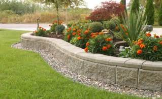 garden retaining blocks impressive garden wall blocks 4 garden bed retaining wall