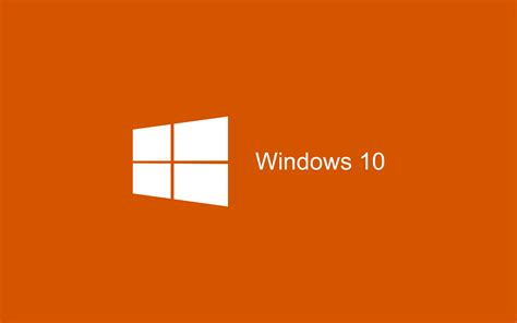 orange themes for windows 10 20 best hd wallpapers for windows 10