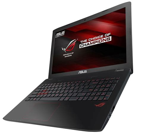 Laptop Asus Rog I5 buy asus rog g552vw 15 6 quot i5 gaming laptop deal with 256gb ssd at evetech co za
