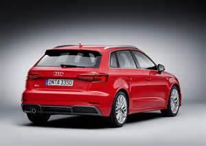 A3 Audi Hatchback 2017 Audi A3 Hatchback Picture 671793 Car Review Top