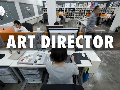 how to become an art director