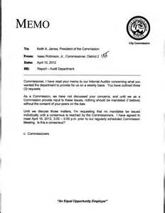 Demand Letter Response Time Read Commissioner James Demand Letter To Auditor Isaacs West Palm Beat