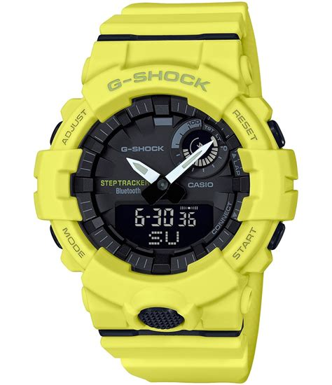 G Shock Gba G Shock casio g shock gba 800 watches with fitness tracking