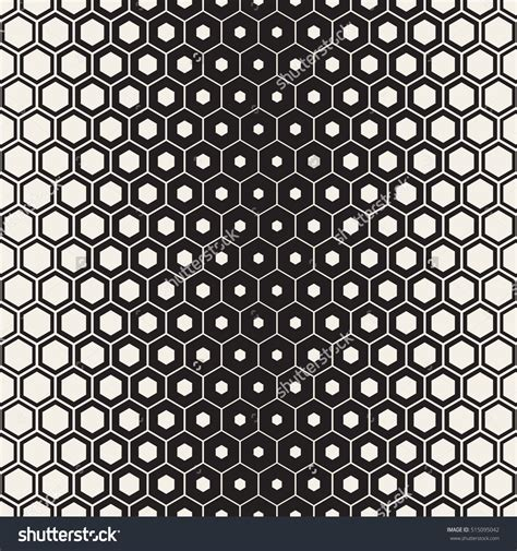 Honeycomb Pattern vector seamless halftone honeycomb gradient pattern