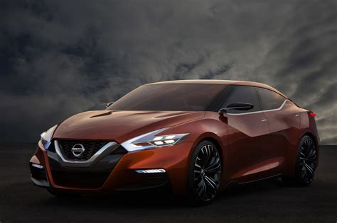 nissan sport sedan nissan sport sedan concept previews the future 2015 maxima