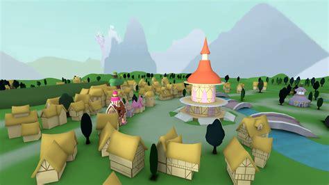 sfm maps dl sfm pony village by sarcastic brony on deviantart