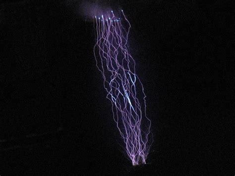 Tesla Lightning Portable Diy Tesla Coil Gun Shoots 20 000 Volts Of