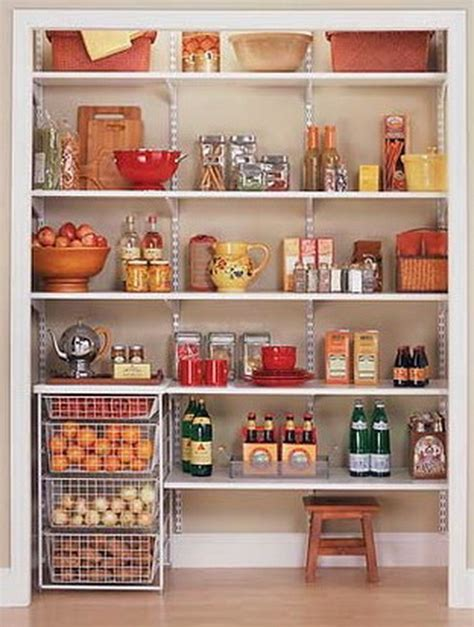Pinterest Kitchen Organization Ideas Kitchen Pantry Organization Ideas 16 Diy Tips Tricks Ideas Repair Pinterest Pantry