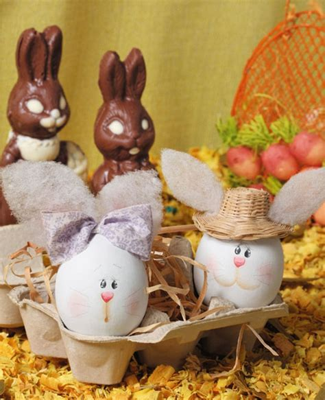 12 easter egg decorating ideas be creative and go beyond egg dyeing