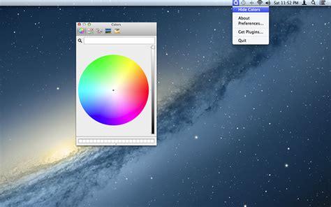 color picker mac colorpicker 1 7 utility application for apple 174 color picker