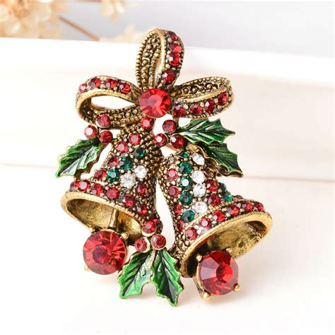 fashion 2016 christmas gifts pins and brooches for women